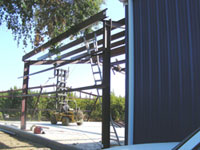 steel construction calfornia