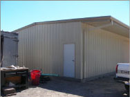 Metal Barns and Steel Construction